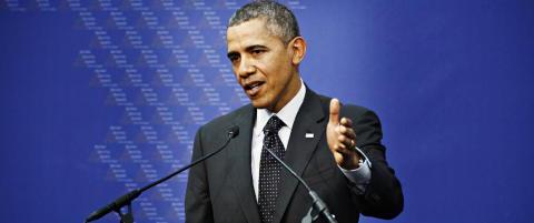 - Obama godkjenner luftangrep i Syria