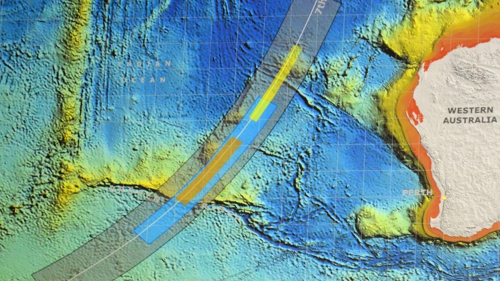 Ny teori om MH370-forsvinningen.