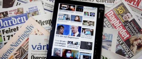 Vil ha �nasjonal betalingsmur�: - Nyheter kan ikke v�re gratis lenger