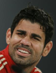 Diego Costa klar for Chelsea