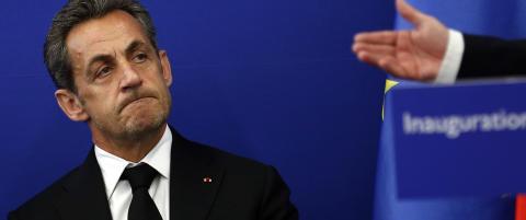 Sarkozy siktet for korrupsjon