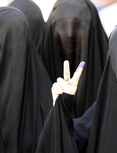 Nikab og burka kan bli forbudt i Norge