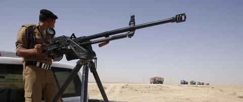 Mange drept i Karbala i Irak