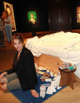 Denne grisete senga ble solgt for  23 millioner kroner