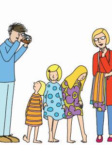 Finnes det noe verre enn � ha foreldre som er arkitekter?