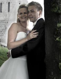 Da Magnus (28) tapte for kreften, fortsatte kona Anette hans siste kamp. For retten til � d�