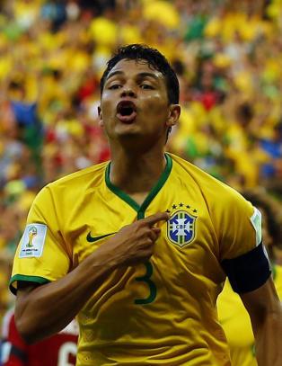 T�rer og press tar VM-gullet fra Brasil