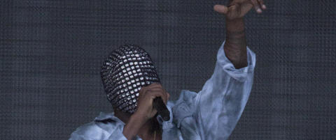 Kanye brukte 15 minutter av konserten p� � klage