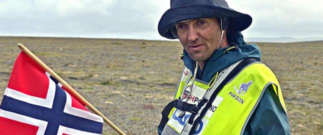 Etter TV-suksessen �Ingen Grenser� snudde livet totalt for Tare (41)