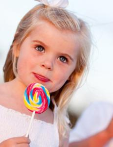 Barn f�r i seg 33 sukkerbiter daglig!