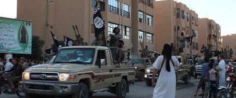 Minst 20 ISIL-medlemmer drept i bombeangrep