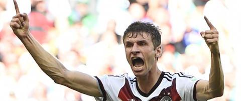Thomas M�ller er Tysklands nye �Der Bomber�