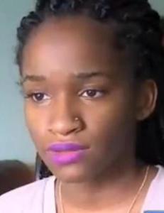 Voldtektsofferet Jada (16) hengt ut p� nettet
