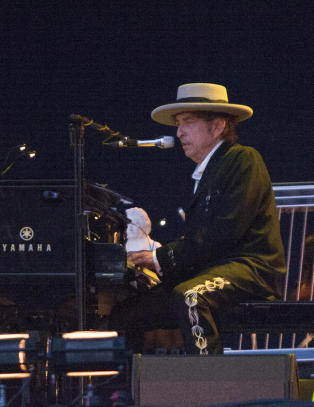� v�re p� en Dylan-konsert, er en begivenhet i seg selv