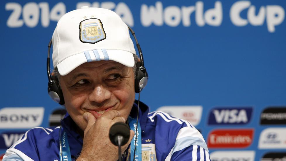 Argentina-treneren.
