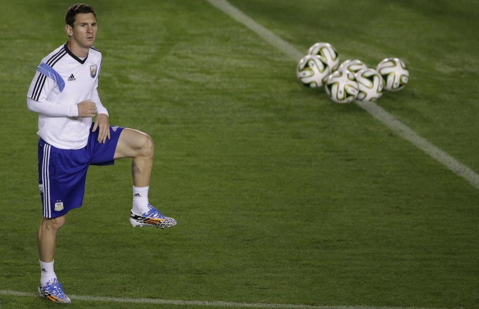 Tyskernes Messi-hån.