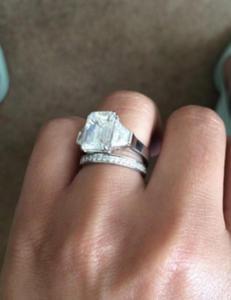 Cheryl Cole giftet seg i hemmelighet