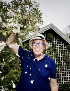 Blomster-Finn endelig  kreftfri