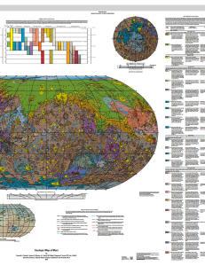 Dette er det f�rste detaljerte kartet over Mars' overflate