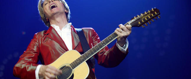 Musikklegenden lover ny musikk i kryptisk melding