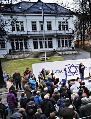 Steinfeld-byr� jobbet for Israel