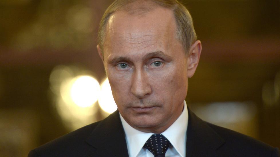 Putin om flytragedien i Ukraina.