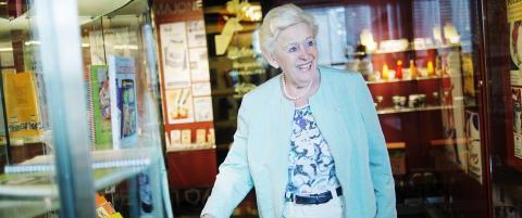 Liv (76) laget Ingrid Espelid Hovigs �juksemat�