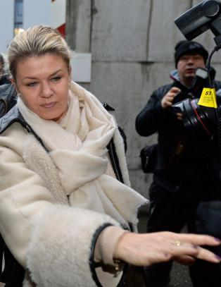 Schumachers kone med �pent brev 201 dager etter ulykka