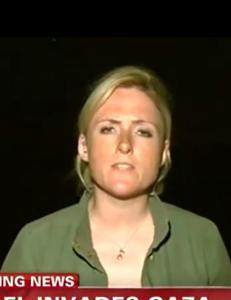 CNN-journalist kalte israelsk gruppe for �avskum�