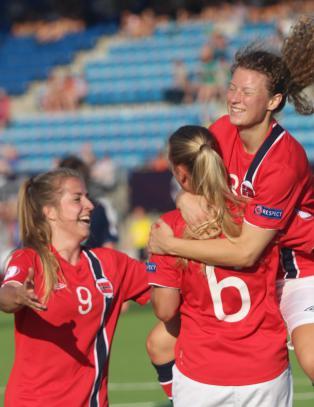 Norge klare for semifinale p� hjemmebane