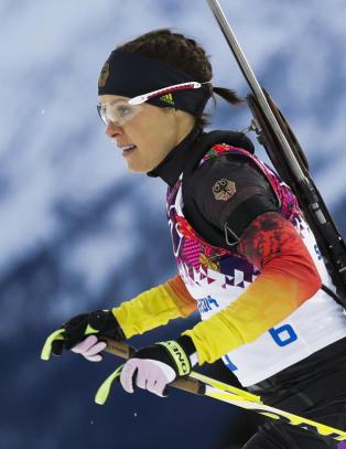 Sachenbacher-Stehle nekter � godta dopingdommen
