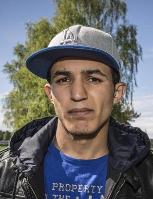 Youssef (16): �Jeg ble gitt bort til en kriminell da jeg var fem �r�