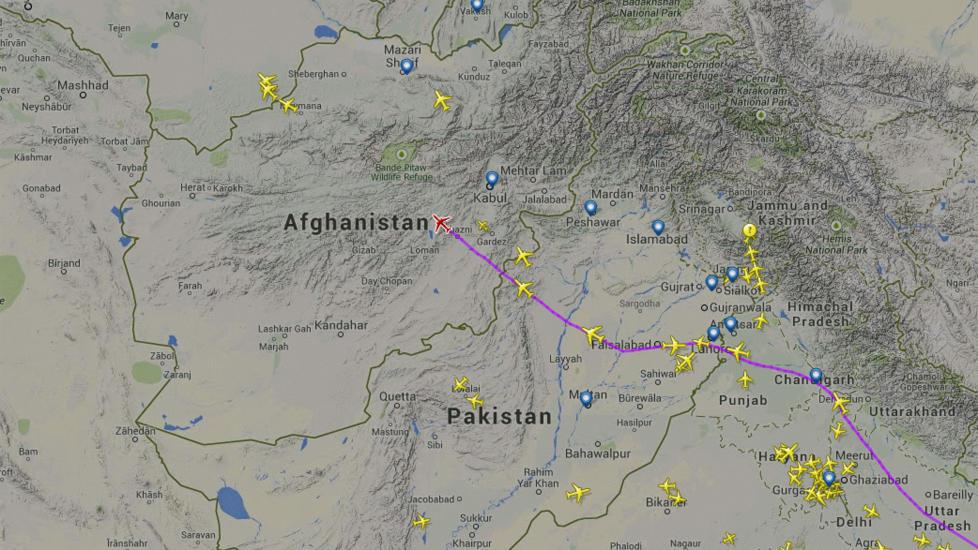 Geopolitiske forhold kan ramme luftfarten hardt.