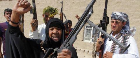 Dansk etterretning: Kvinner med barn og kriminelle reiser til Syria