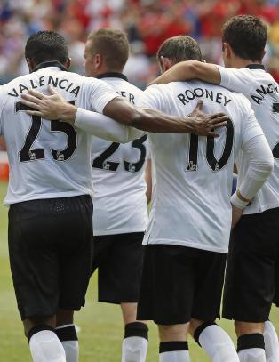 Oppturen fortsetter for Manchester United p� USA-tour