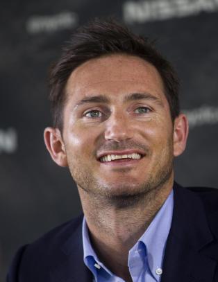 Bekreftet: Lampard l�nes ut til Manchester City