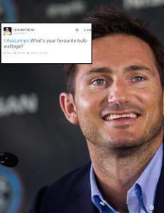 Fotballstjernenes Twitter-sp�rrerunder ble ikke helt som de hadde forestilt seg