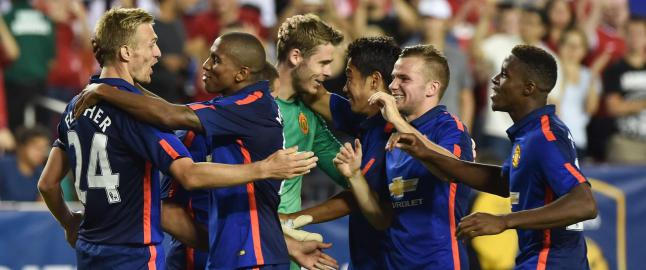 United-boss van Gaal: - V�r beste kamp