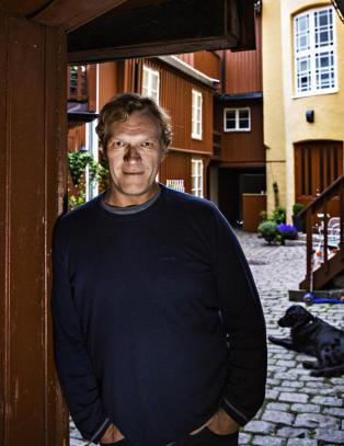 Sven Nordin sluttet � puste 58 ganger i timen