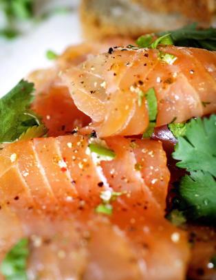 Grillet, r�kt eller i sushiform - her er vinen du b�r velge