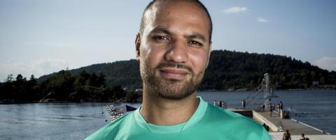 Marco Elsafadi ble f�dt i en flykningleir, og lam som 32-�ring
