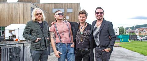 Rival Sons hopper fra festival til festival