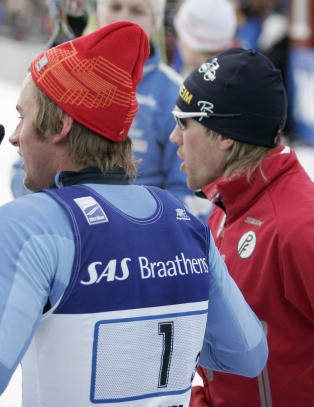 Adressa: Kveen blir Northug-trener