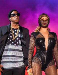 Mann (25) arrestert for � ha bitt av finger p� Beyonc� og Jay Z-konsert