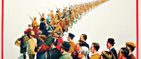 Realpolitikere var mangelvare i 1914. Ti millioner d�de som konsekvens.