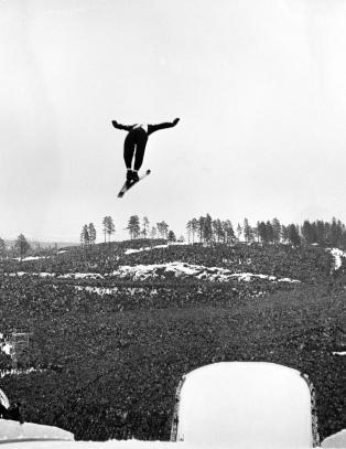Johan Borgen mente Oslo-OL var et gjenskj�r av det absolutte idioti