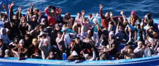 Vi er blitt vant til at mennesker drukner i Middelhavet