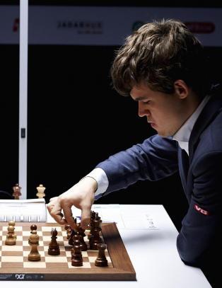 Carlsen og Aronian i superduell under sjakk-OL