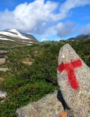 N� setter vi ny rekord i den norske fjellheimen