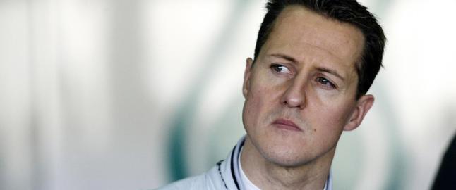 Mistenkt for � stjele Schumachers legejournal - funnet d�d i fengsel
